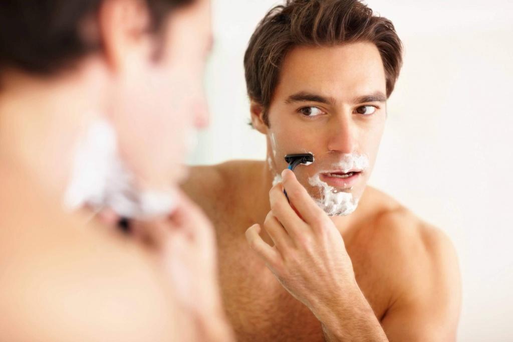 Как правильно бриться?   SDTies